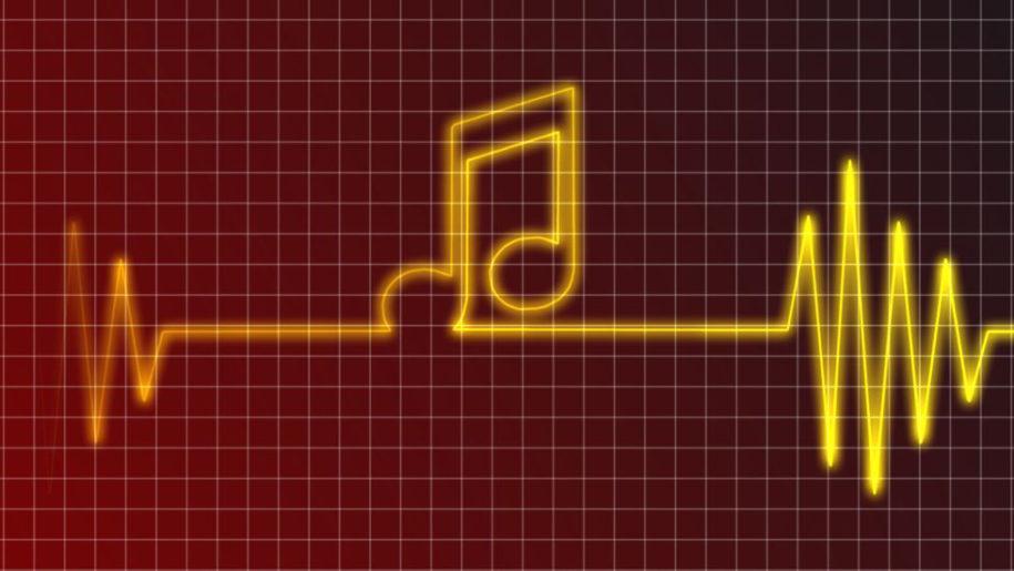 müzik sağlık